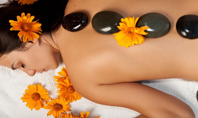 Hot Stones Massage Therapist