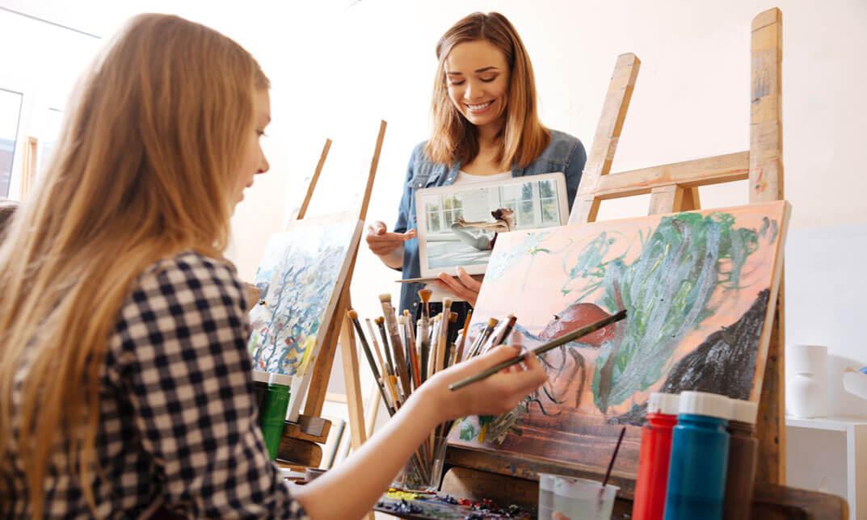Painting Techniques For Fine Art Painters