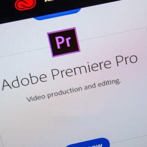 Adobe Premiere Pro - Professional Video Editing