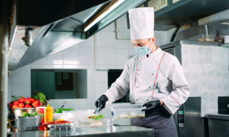 Food Safety in Catering (UK)
